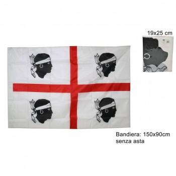 BANDIERA SARDEGNA 90X150 I. 12