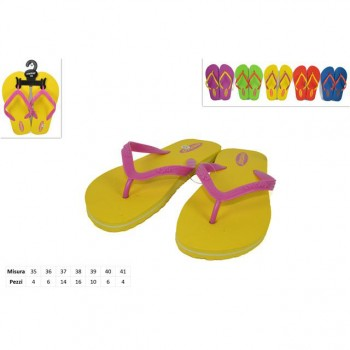 INFRADITO DONNA FLUO 31-41