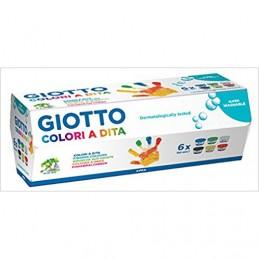 GIOTTO COLORI A DITA 100 ML...
