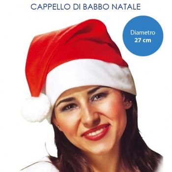 CAPPELLO BABBO NATALE
