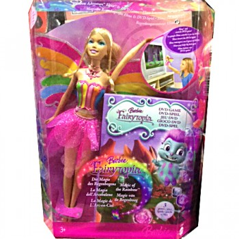 BAMBOLA BARBIE FAIRYTOPIA...
