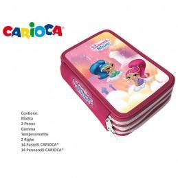 ASTUCCIO 3 ZIP CARIOCA...
