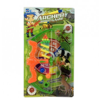 ARCO C/ANIMALI IN BLISTER