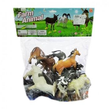 ANIMALI IN BUSTA FATTORIA...