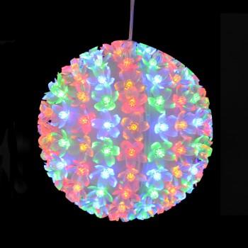 PALLA LED 300 LUCI  - MULTI