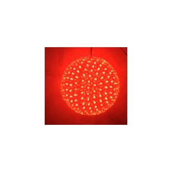 PALLA LED 80 PICCOLA - ROSSO