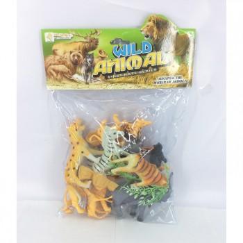 ANIMALI SAVANA IN BUSTA