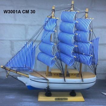 VELIERO CM 30 W3001A I. 12