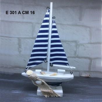 BARCA VELA CM 16 E301A I. 12
