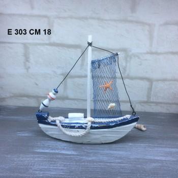 BARCA VELA CM 18 E303A I. 12
