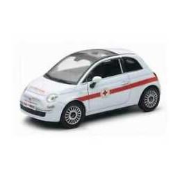 FIAT 500 CROCE ROSSA...