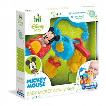 BABY MICKEY E MINNIE CHIAVI...