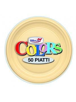 PIATTI FRUTTA COLORS D.17...