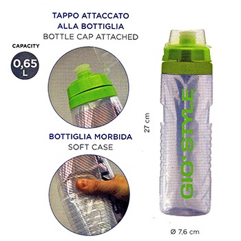 BORRACCIA T SPORT 650 ML