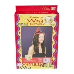 PARRUCCA INDIANA C\PERLINE