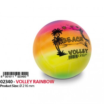VOLLEY RAINBOW NEW