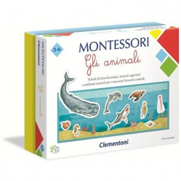 MONTESSORI - GLI ANIMALI