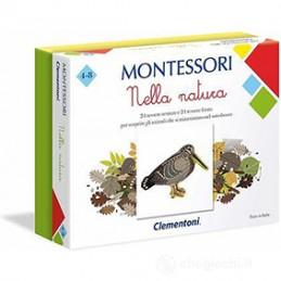 MONTESSORI - NELLA NATURA