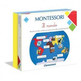 MONTESSORI - IL MONDO
