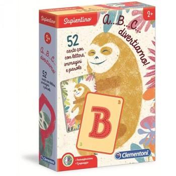 A B C DIVERTIAMO
