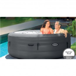 SIMPLE SPA 196X66CM 4 POSTI...