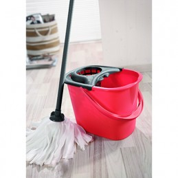 SET COMPLETO CLEAN MOP ROSSO