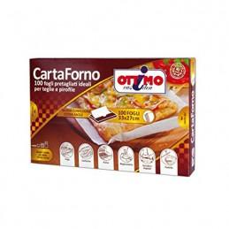 CARTA FORNO A FOGLIO 33X27...