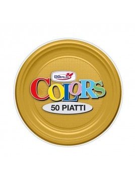 PIATTI FRUTTA COLORS D. 17...