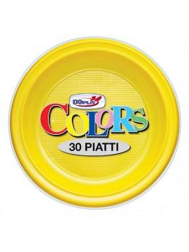 PIATTI FONDI COLORS Ø220 PZ...