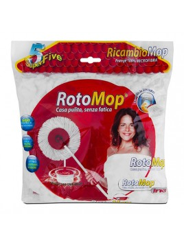 SUPERFIVE ROTOMOP RICAMBIO