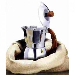 CAFFETTIERA 3 TAZZE - POMPEA