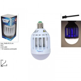 LAMPADINA ANTIZANZARE LED I. 6