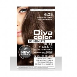 DIVA COLOR PURE Y-GIENIC 10...