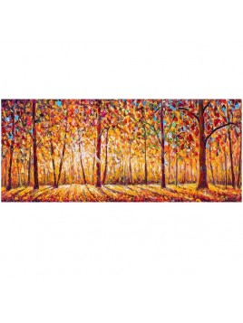 DIPINTO 62X122 COLORFUL...