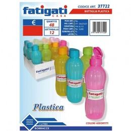 BOTTIGLIA PLASTICA 1 LT