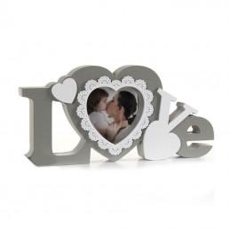 PORTAFOTO LOVE ASS 30X2.5X14CM