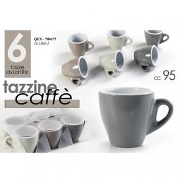 TAZZINE CAFFÈ 95CC PZ 6