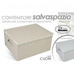 SCATOLA CUORE 50X40X25 CM