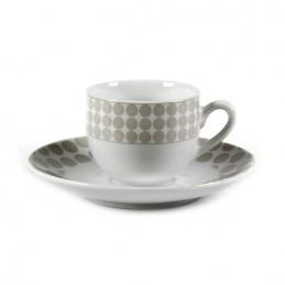 TAZZINE DA CAFFE' 6PZ FLOWER