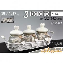 BARATTOLO+CESTINO 18,5 PZ 3