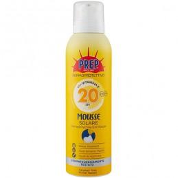 MOUSSE SOLARE SPF20 200ML -...