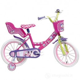 BICICLETTA MIMMIE MOUSE  16