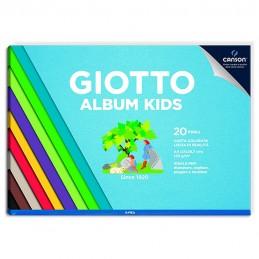 ALBUM COLORATO GIOTTO KIDS...