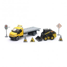 IVECO DAILY ROLL-OFF DIE...
