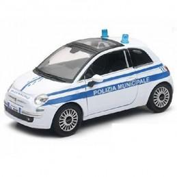 FIAT 500 POLIZIA MUNICIPALE...